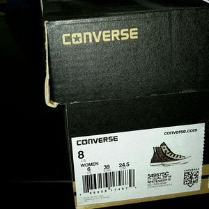 Converse Shoes - Converse All-Star Women Hi-Top Sneakers Double Zip